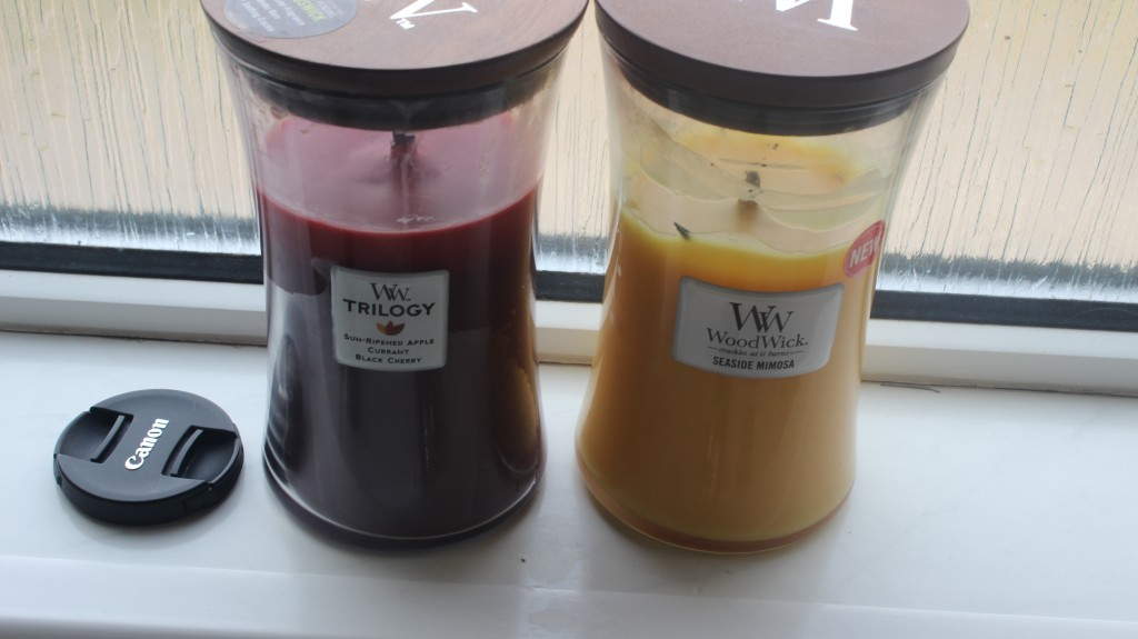 Lighting The Fire | Woodwick Candles Review | Luke Sam Sowden